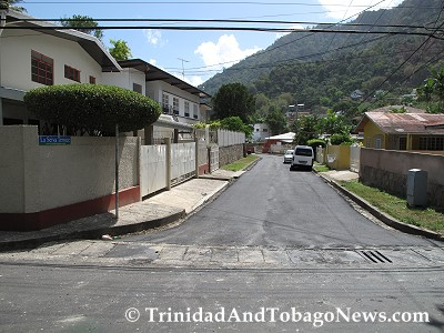 La Seiva Terrace, Maraval