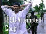 1990 Attempted Coup