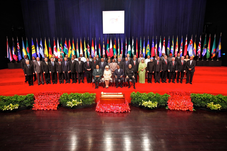 Swearing-in of Prime Minister Kamla Persad-Bissessar