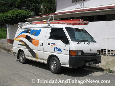 Flow Cable (Columbus Communications Trinidad Limited) Vehicle