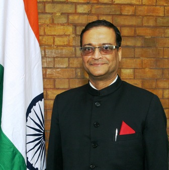 HE Malay Mishra, High Commissioner of India