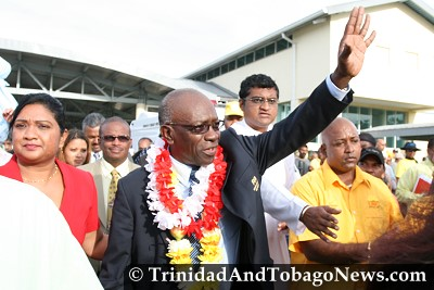 Welcome for Jack Warner