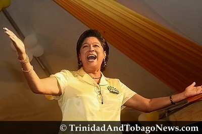 Prime Minister Elect Kamla Persad-Bissessar