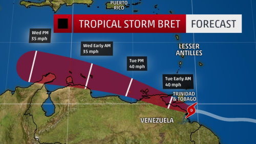 Tropical Storm Brent