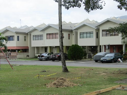 East Grove Housing on Ramgoolie Development in Curepe