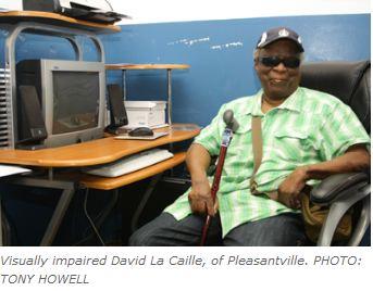 David La Caille, of Pleasantville