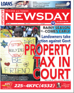 PROPERTY TAX IN COURT