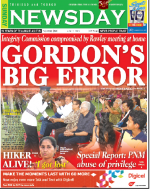 June 16 2013 – newsday.co.tt