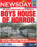 BOYS HOUSE OF HORRORS