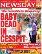 BABY DEAD IN CESSPIT