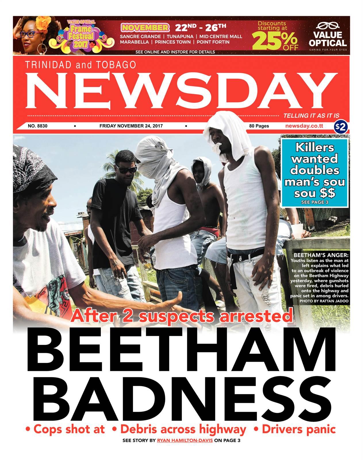BEETHAM BADNESS