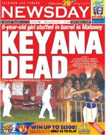 KEYANA IS DEAD