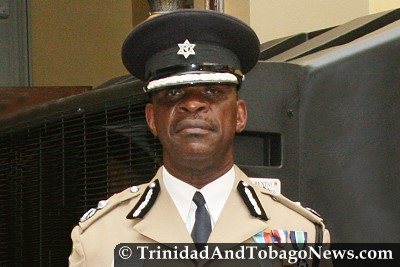 Acting Commissioner of Police James Philbert