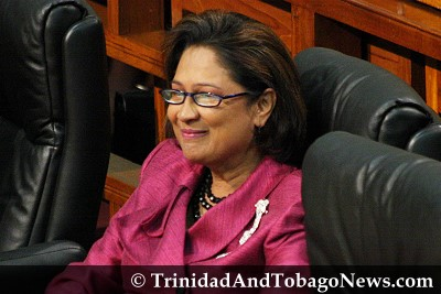 New UNC Political Leader Kamla Persad-Bissessar