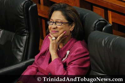 New UNC Leader Kamla Persad-Bissessar