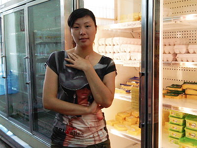 Kidnapped Chinese restaurant owner Xue Hua Shan