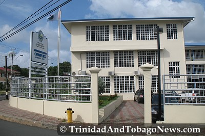 Office of the Chief Secretary of the Tobago House of Assembly