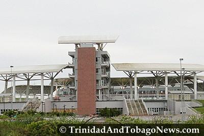 Brian Lara Stadium in Tarouba
