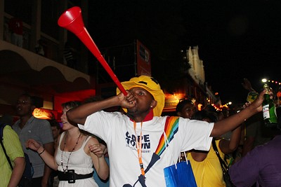 World Cup Excitement in South Africa