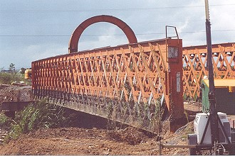 Caroni Red Bridge