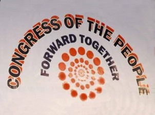 Congress of the People (COP) Logo